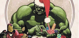 Marvel Heroic: Christmas with the Hulk