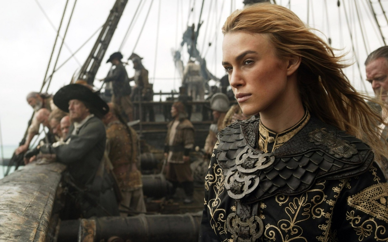 bigpreview_Pirates of the Caribbean, Elizabeth Swann