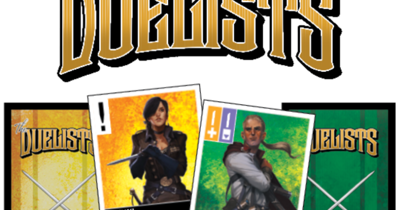 The Duelists, a 7th Sea Card Game